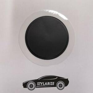 STYLARIZE® Car Parking Permit Holder / Road Tax Disc Holder Self Adhesive Black