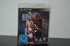 PS3 Spiel - Lollipop Chainsaw - USK 16