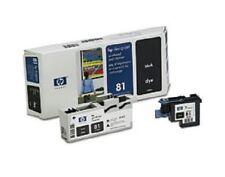 ORIGINAL HP Cabezal de impresión Designjet 5000 5500 5500ps/C4950A nr. 81 Negro