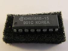3x km4164b15 Samsung 64kx1bit dynamic RAM with page Mode-ae13/4699