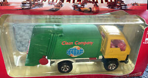 Majorette Super Movers Clean Company Garbage Truck  3030 Series!