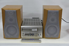 Denon UD-M50 Micro System Receiver & USC-M50 Speakers CD NOT Working has Inputs