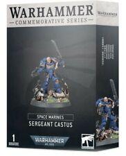 Warhammer 40k Limited Space Marine Sergeant Castus