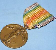 WW1 VICTORY MEDAL  - BELGIUM WORLD WAR I - 1914 - 1918