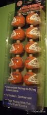 UF FLORIDA GATORS FOOTBALL HELMET PATIO RV HOME LIGHTS XMAS TREE TRUCK CAR new
