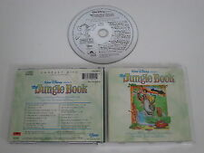 THE JUNGLE LIVRE/SOUNDTRACK/SHERMAN BROS BRUNS(POLYDOR 519 209-2) CD ALBUM