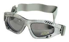 Commando AIR PRO Goggles - AT DIGITAL CAMOUFLAGE TINTED Airsoft Paintball Army