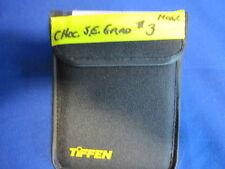 TIFFEN  4X5.650 (PANA)  CHOCOLATE  HORIZONTAL  SE GRAD   #3  (USED)