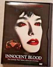 Innocent Blood (DVD, 1999) OOP  Anne Parillaud  John Landis  Vampires  Snap Case