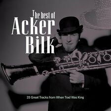 CD BEST OF ACKER BILK STRANGER ON THE SHORE BUONA SERA FRANKIE & JOHNNY DEEP PUR