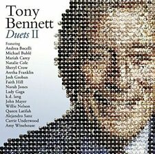 Tony Bennett - Duets II ( CD, 2011 )