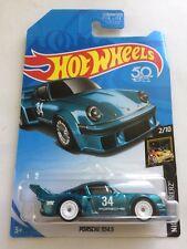 Hot Wheels Porsche 934.5 Super Treasure Hunt 2018