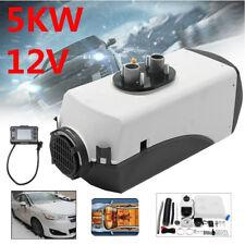 5KW 12V Air Diesel Auto Heizung 5 KW Luftheizung Heizgerät Ölheizgerät  NEU DE