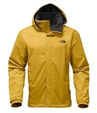 NWT The North Face Men's XXL Resolve 2 Jacket Arrowwood Yellow/Asphalt Grey