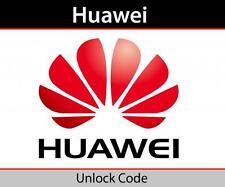 Huawei Unlock Code K3520 K3710 EG162 EG602 EM770 EG602G EG162G UMG181