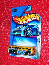 2004  Hot Wheels Tag Rides Surfin' School Bus #140  B3861-0714C