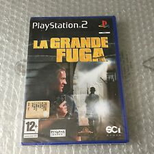 VINTAGE# PS2 PLAYSTATION LA GRANDE FUGA GREAT ESCAPE#PAL SEALED
