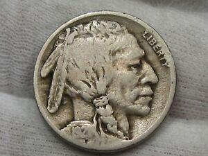 1921-s Buffalo Nickel. #55