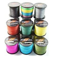 300-1000M Agepoch Super Strong Dyneema Spectra Extreme PE Braided Fishing Line