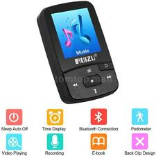 RUIZU X50 8GB HiFi Lossless Bluetooth MP3 MP4 Music Player FM Radio TF Pedometer