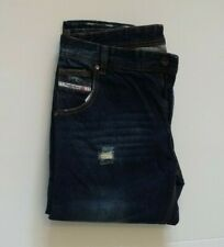 DIESEL INDUSTRY KEEVER JEANS MENS SIZE  36 WASH 008XF LENGTH 34