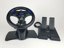 Performance V3FX Racing Wheel 2 for Playstation 2 PS2 Steering Wheels Pedals
