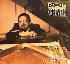 "Rob van Kreeveld ""Alone Together"" Import (Challenge Records- NL) audio CD"