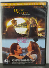 Before Sunset & Before Sunrise - DVD Double-Feature