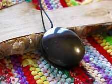 shungite pendant,shungit, crystal health, magic stone, Karelia, mineral