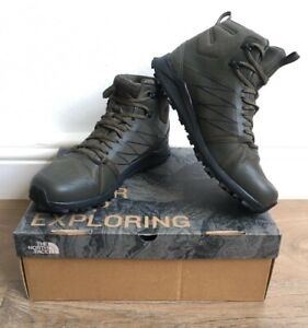 THE NORTH FACE LITEWAVE FASTPACK II MID GTX GORE-TEX MENS BOOTS UK 9, 9.5,10,11