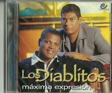Los Diablitos Maxima Expresion  Latin Music CD New