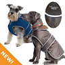 Ancol Muddy Paws Stormguard Waterproof Fleece Lined Dog Coat 3 Colours