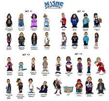 Homies **** Mijos Series 1, 2, 3 & 4  --- all 34 different figures - loose set