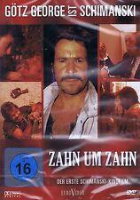 DVD NEU/OVP - Zahn um Zahn - Götz George ist Schimanski