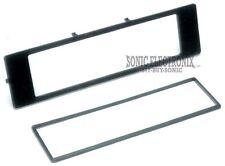 Scosche AU2300B Single DIN Trim Panel Installation Kit for Select 1996-06 Audi