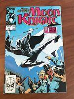 Marc Spector Moon Knight #1 Marvel Comics 1989 VF
