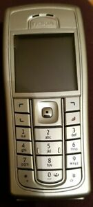 New Original Nokia 6230i - 32MB - Silver Mobile Phone - Unlocked to all Networks