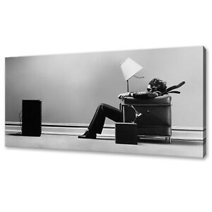 Maxell Blown Away canvas print picture wall art fast free UK delivery