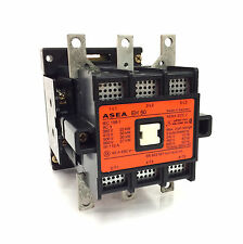 Contactor EH50-11-110VAC Asea 110/120VAC 30kW SK-822-001-AF *New*