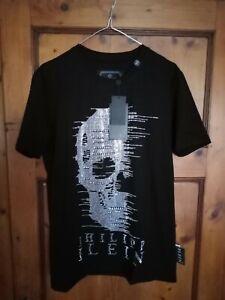 Philipp Plein T-Shirt Men Maglia Uomo Size S