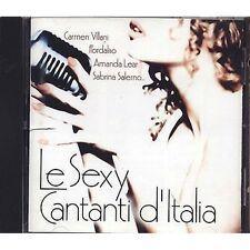 FIORDALISO SABRINA SALERNO VIOLA VALENTINO CARMEN VILLANI AMANDA LEAR CD 1999