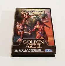 Golden axe 2/II jeu pour SEGA MEGADRIVE (PAL Version)