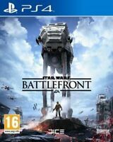 Star Wars: Battlefront PS4 (PS4) MINT - 1st Class FAST & FREE Delivery