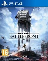Star Wars: Battlefront PS4 (PS4) MINT -Same Day Dispatch* via Super FAST DELIVER