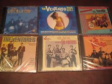 THE VENTURES NOTHING BUT Best Of & GREATEST HITS Sealed 8 CDSET 226 TOTAL TRACKS