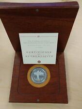 2003 Perth Mint Australia Platinum Koala $100 1 Oz (Proof, w/Box & CoA)