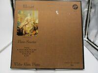 Mozart VOX SVBX 5428 Stereo Volume 1, 3 LP Box Set  VG+ cover VG+