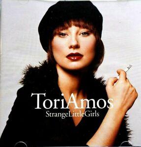 Tori Amos - Strange Little Girls  - CD, VG