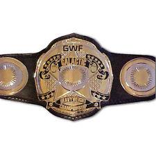 GWF Heavyweight Wrestling Championship Replica Belt