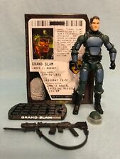G.I. Joe Rise Of Cobra ROC Target James Grand Slam Barney